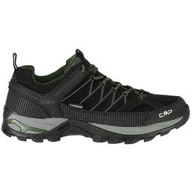 CMP Campagnolo M's Rigel Low WP Trekking Shoes Black-Loden